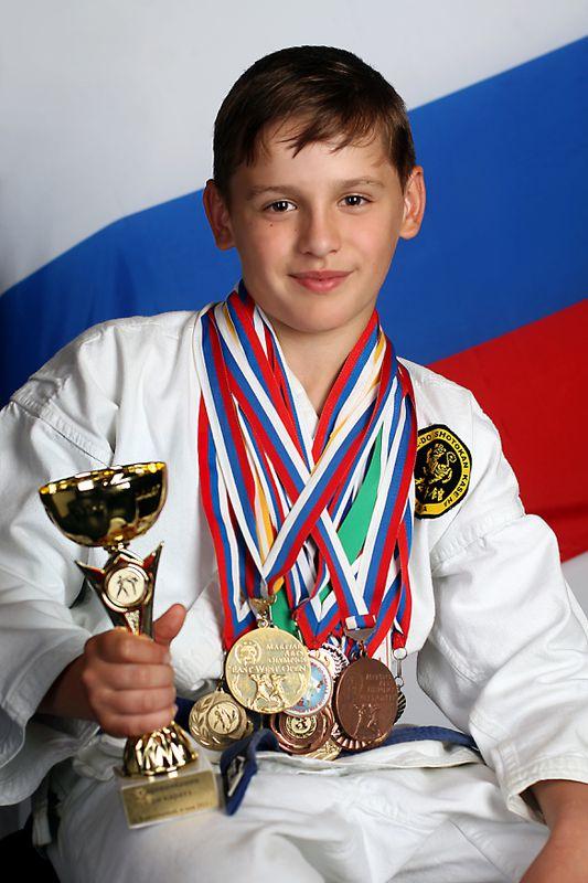 Московой  Михаил  Алексеевич