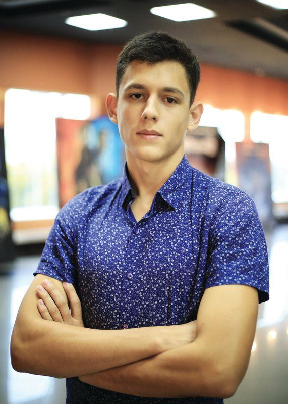 Громов Илья Александрович 2