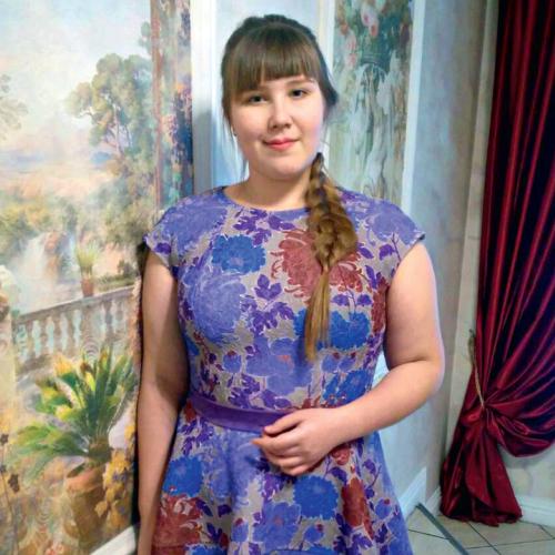 Берсенёва Дарья Дмитриевна