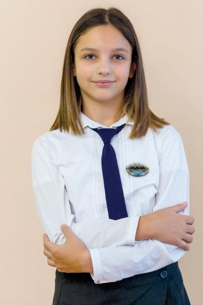 Шестопалова Кира Андреевна