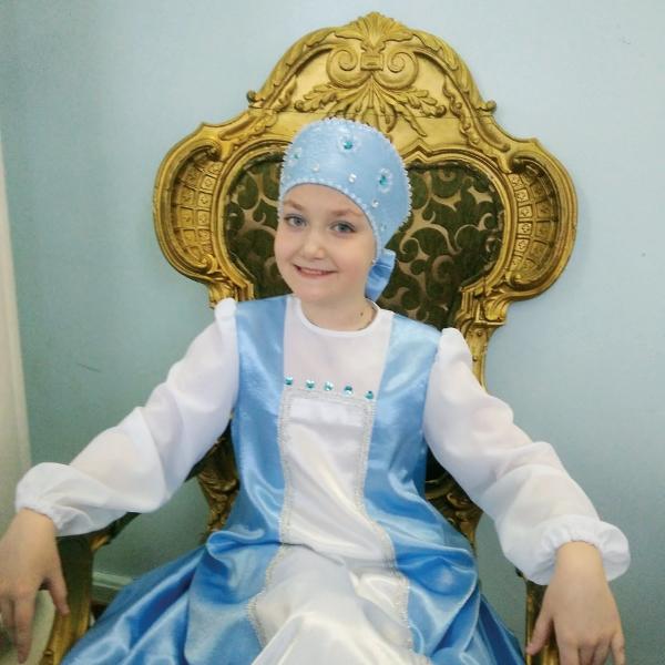 Агафонова Софья Сергеевна