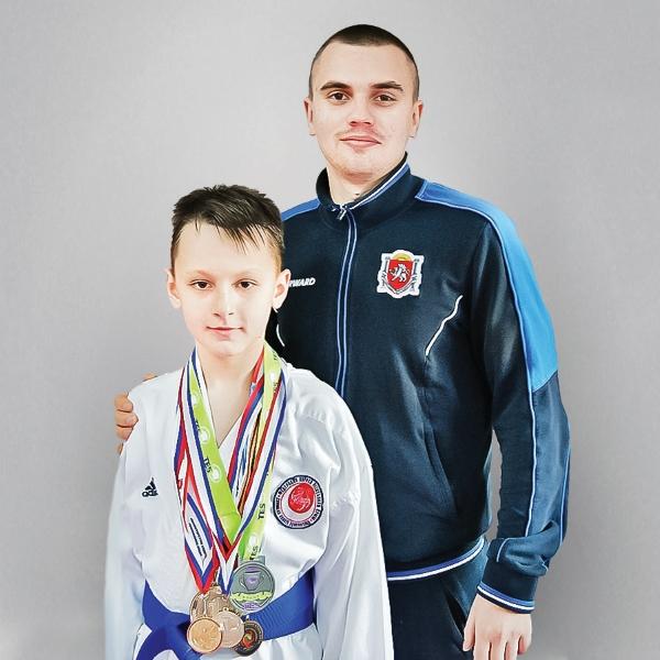 Бадаев Максим Сергеевич