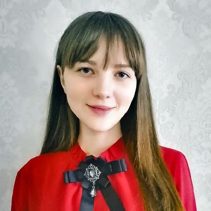 Егорова Вероника Дмитриевна