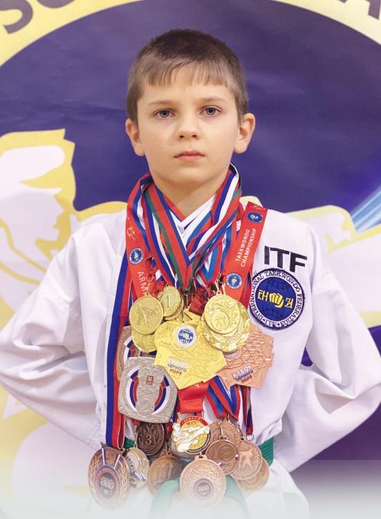 Пшеницын Владислав Дмитриевич