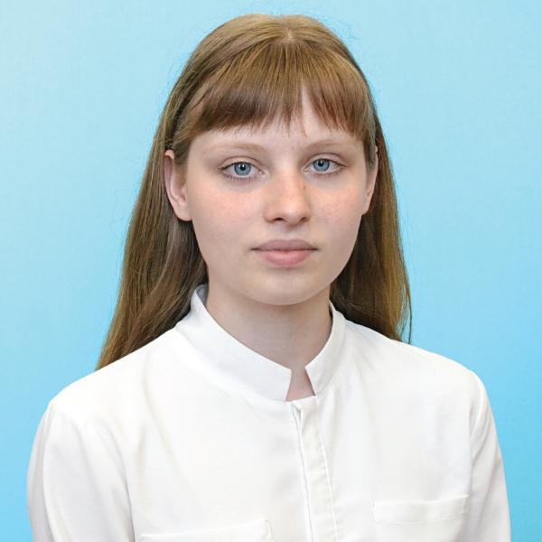 Чертова Екатерина Сергеевна