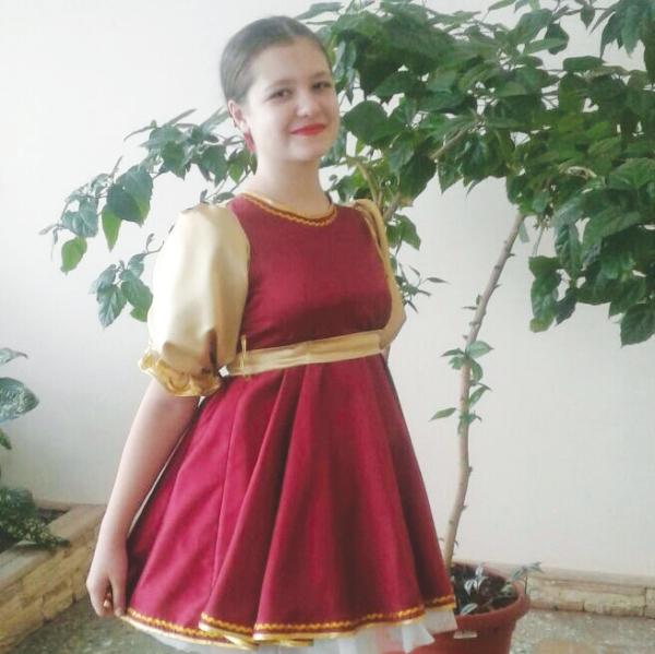 Щенсная Валерия Юрьевна