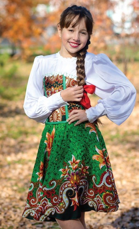 Жданова Полина Антоновна