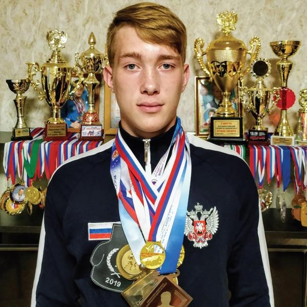 Сорокин Степан Александрович