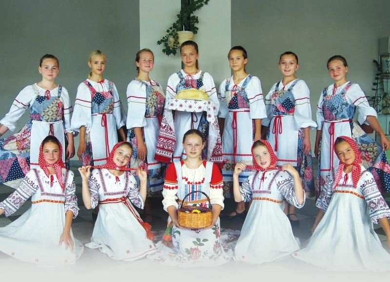 Танцевальный коллектив «Вдохновение»