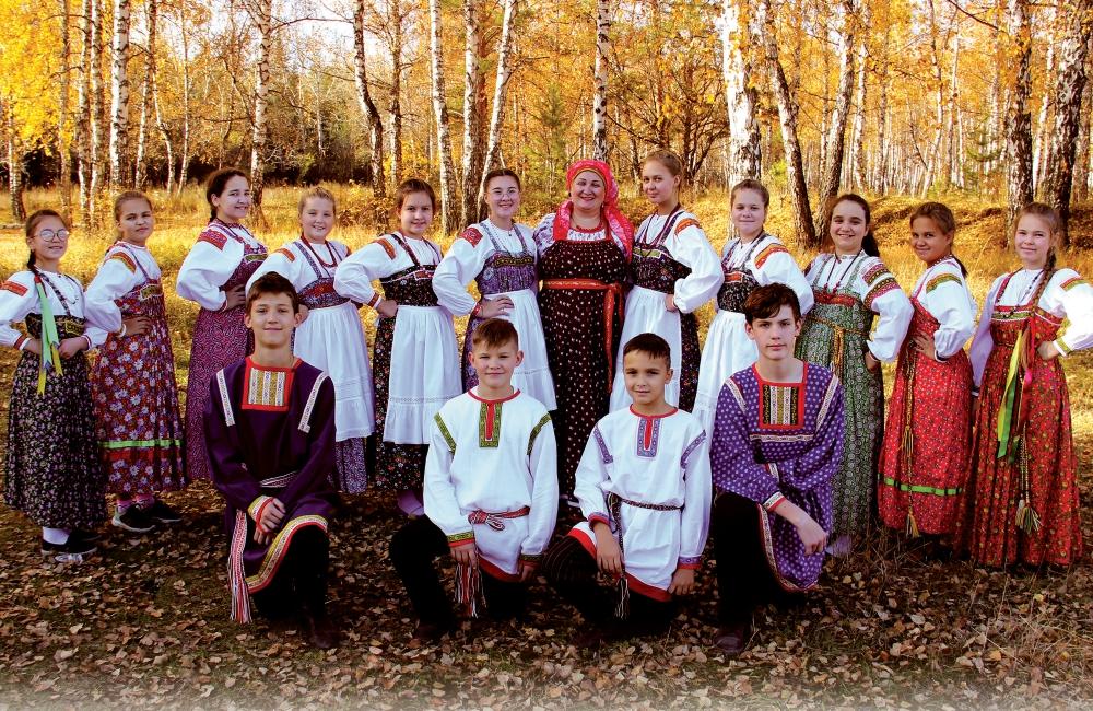 Фольклорный ансамбль «Радигость»