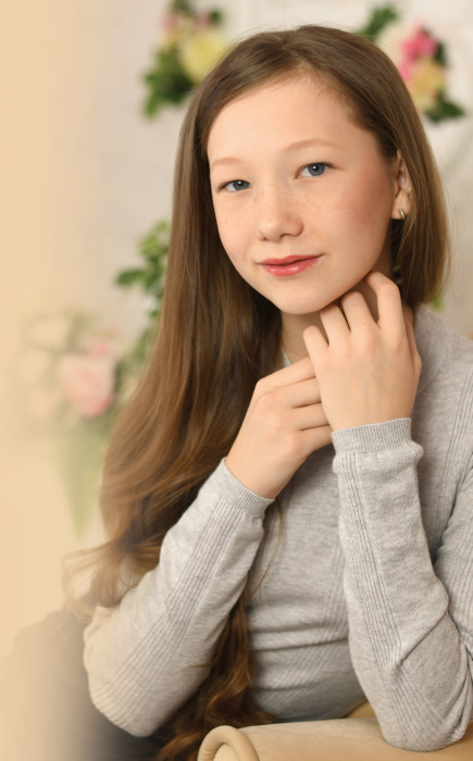Леонова Алина Вадимовна