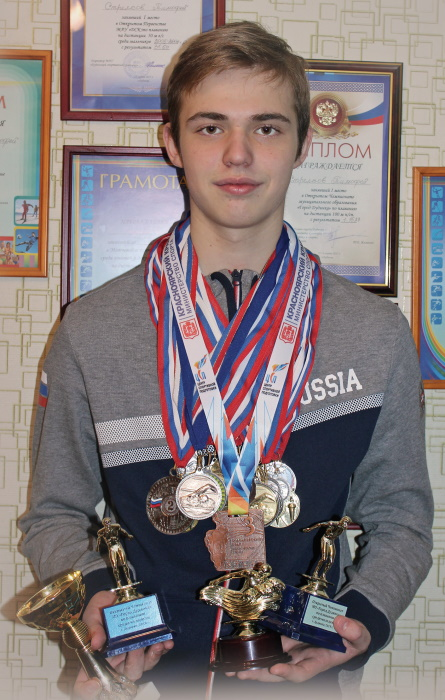 Стрелков Тимофей Сергеевич