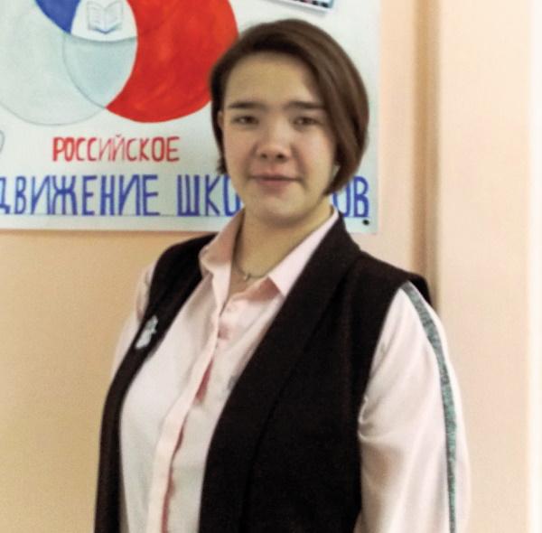Шестиперова Екатерина Сергеевна