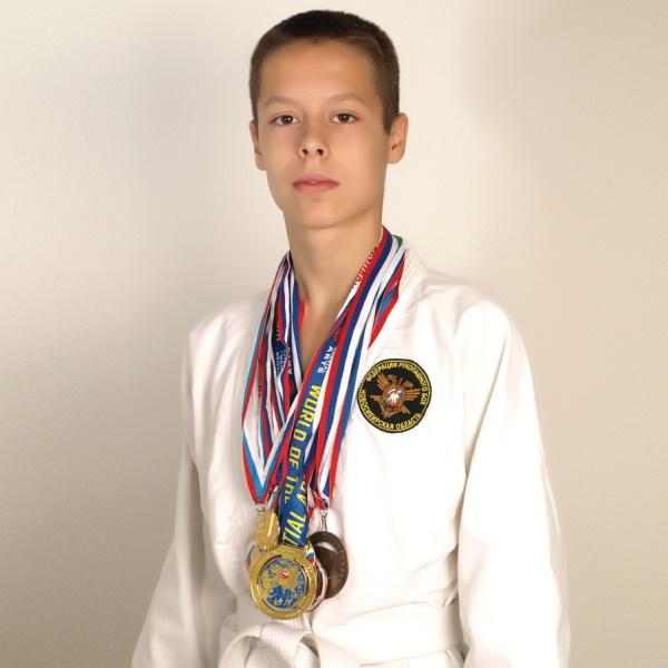 Павлухин Никита Николаевич