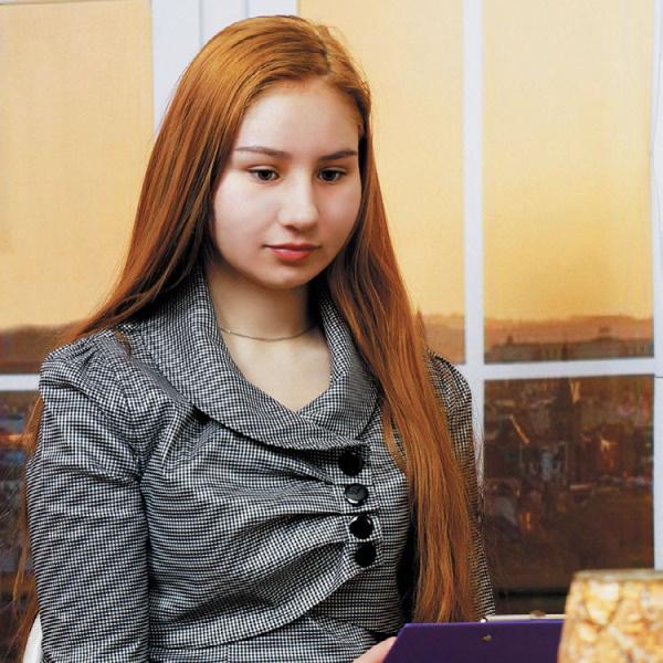 Гилева Анастасия Олеговна