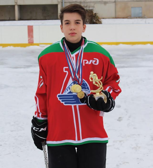 Заев Дмитрий Владимирович