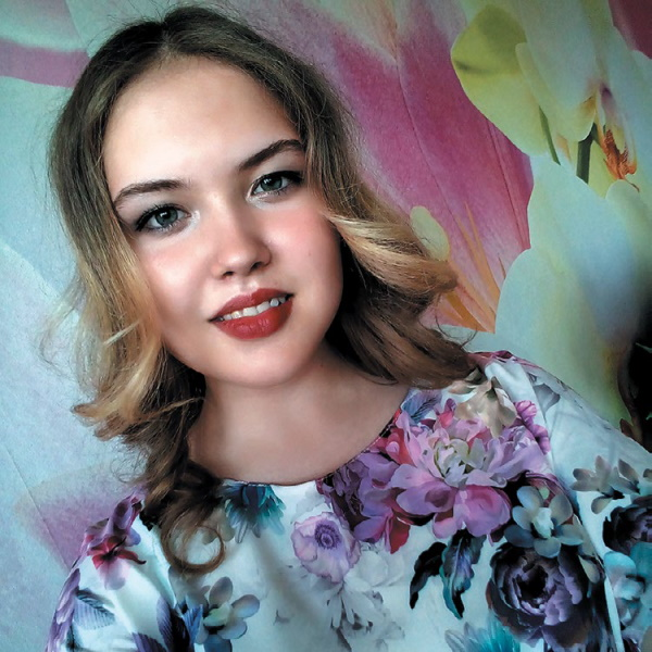 Лукиных Ангелина Петровна