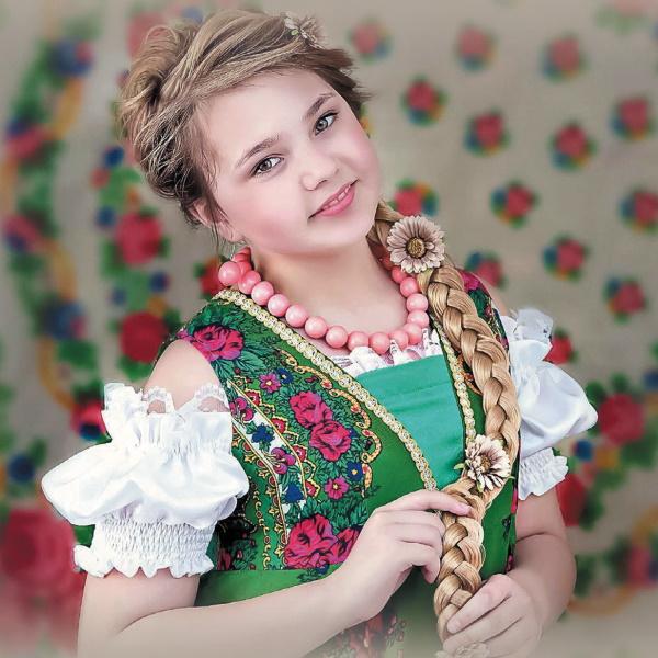 Непомнящих Арина Андреевна