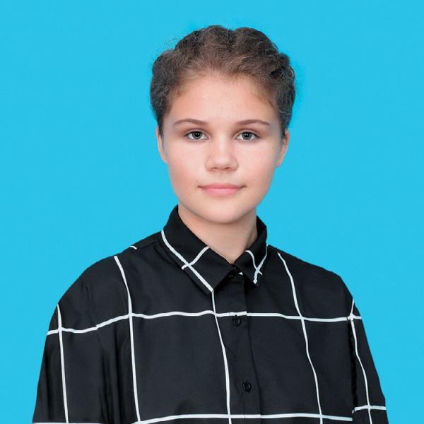 Чубыкина Дарья Андреевна