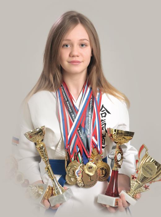 Побегалова Екатерина Николаевна