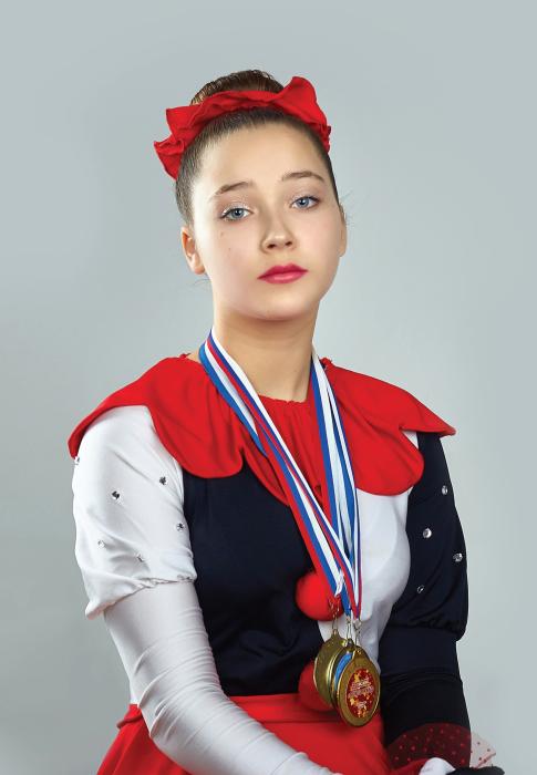 Съедина Дарья Александровна